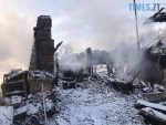 3 1 150x113 - У Пулинському районі вщент згорів житловий будинок, на місці пожежі виявили труп жінки (ФОТО)