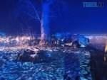 4 1 150x113 - На трасі в Житомирській області авто влетіло в дерево і спалахнуло, троє людей згоріли заживо