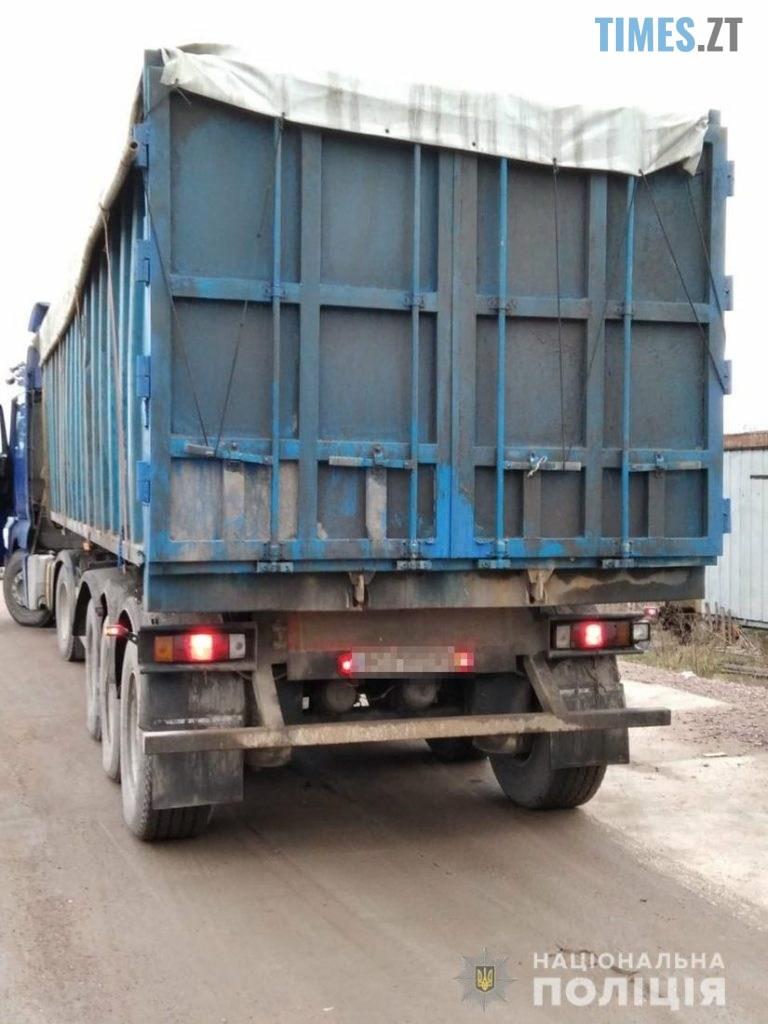 4274 768x1024 - Вантажіки зі сміттям, якою керував львів'янин, виявили на дорозі в Коростенському районі (ФОТО)