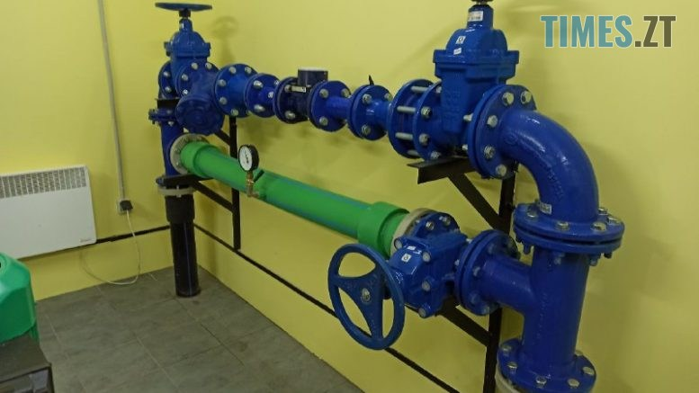 48d58151 0298 48ab 81fd 083be99f5439 777x437 - У Житомирі презентували нову водонасосну станцію за 900 тис гривень