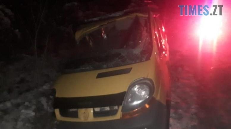 6e94 777x437 - Моторошна аварія на Олевщині: п`ятеро людей травмовано, одна - загинула