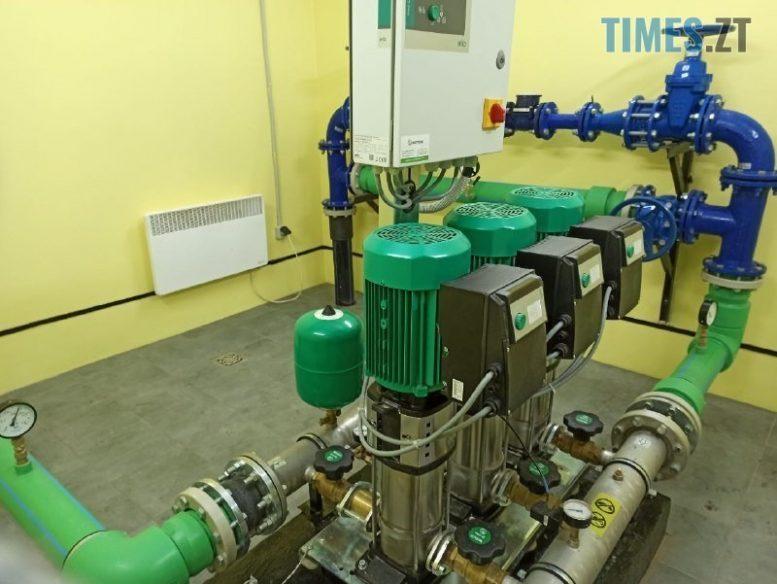 9d6bc59f 239d 4971 a9e0 150249854eea e1611917225438 - У Житомирі презентували нову водонасосну станцію за 900 тис гривень