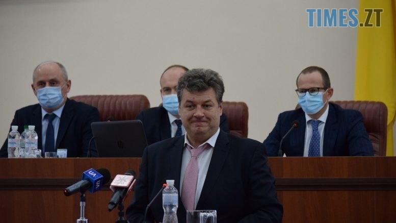 DSC 0074 777x437 - Голова Житомирської ОДА прокоментував затримання директора департаменту охорони здоров'я Миколи Суслика