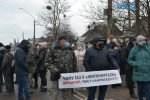 DSC 2340 150x100 - Зламаний турнікет, погрози, сніжки та плани на майдан: як житомиряни втретє протестували через тарифи