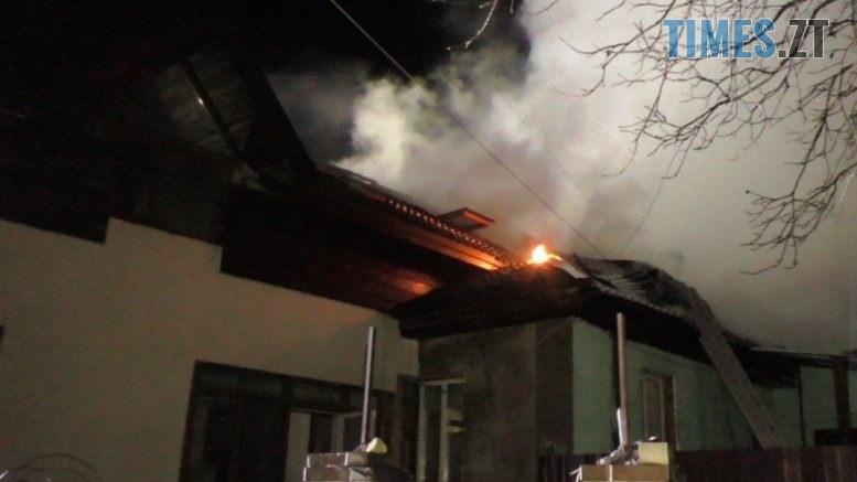 IMG 20210103 120943 777x437 - УЖитомирі погасили пожежу багатосімейного приватного будинку, деночував безхатько