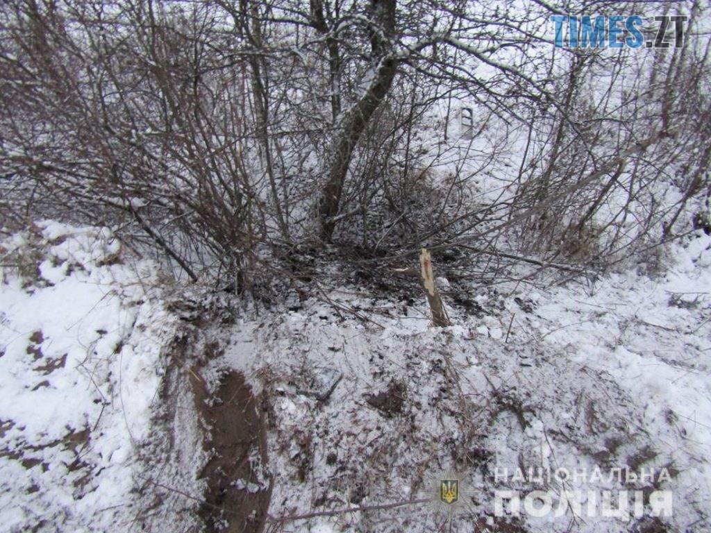 IMG 4539  1024x768 - На Олевщині нетверезий водій потрапив в аварію: травмованого пасажира доставили додому, де згодом він помер