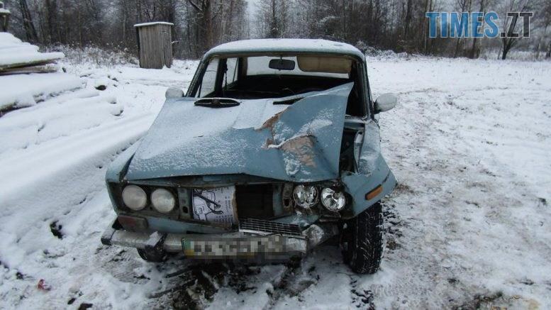 IMG 4552  777x437 - На Олевщині нетверезий водій потрапив в аварію: травмованого пасажира доставили додому, де згодом він помер