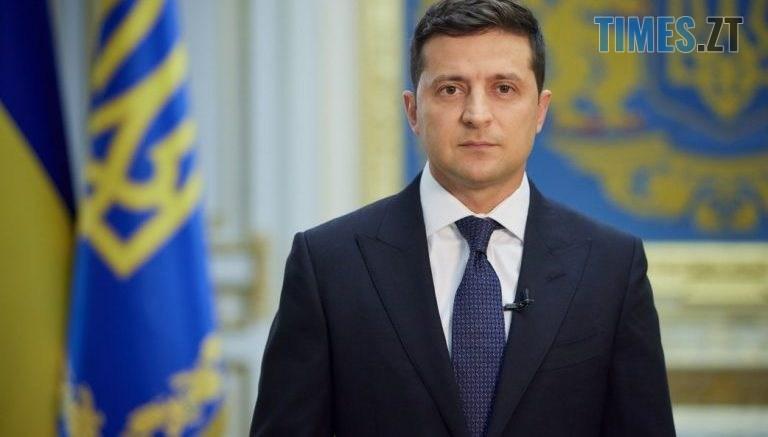 PU22 768x512 1 768x437 - Президент привітав Житомирщину із Новим Роком (ВІДЕО)