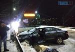 Screenshot 6 2 150x105 - Смертельна ДТП у Житомирі: зіштовхнулися тролейбус і легковик (ФОТО)