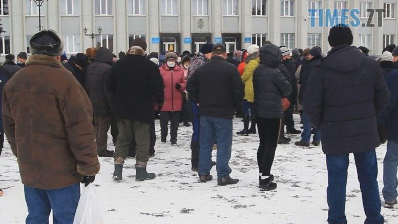 Still1212 00000 2 777x437 - У Бердичеві протест: люди проти завищених тарифів (ВІДЕО)