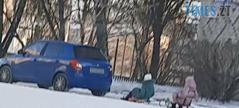 screenshot20210121 163447gallery 600994a3efcc6 777x351 - «Катав дітей на санчатах, прив'язаних до авто»: на Житомирщині чоловік став «героєм» інтернету (ВІДЕО)